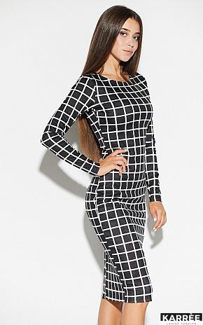 Платье Донна, Черный - фото 1