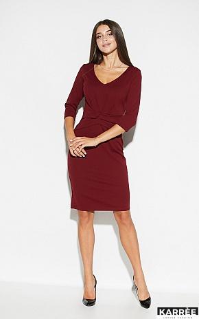 Платье Монин, Марсала - фото 1