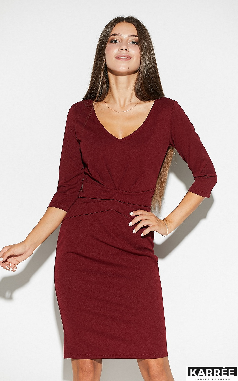 Платье Монин, Марсала - фото 3