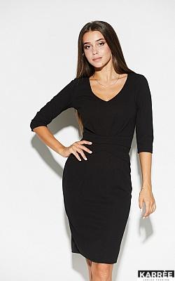 Платье Монин, Черный