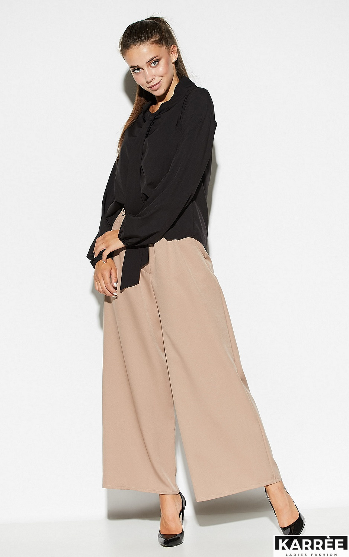 Блуза Лика, Черный - фото 1