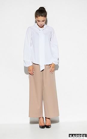 Блуза Лика, Белый - фото 3