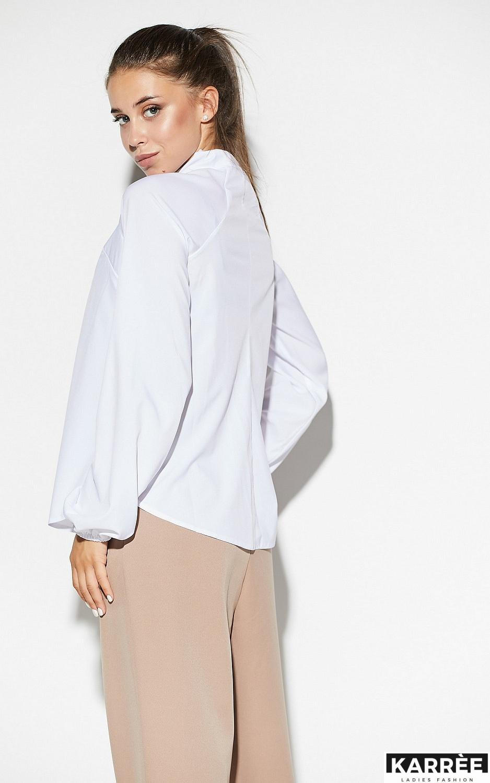 Блуза Лика, Белый - фото 2