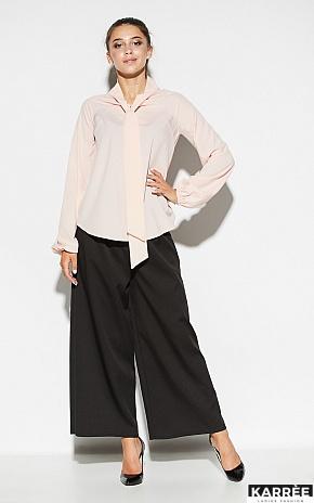 Блуза Лика, Персик - фото 2