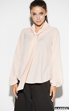 Блуза Лика, Персик - фото 3