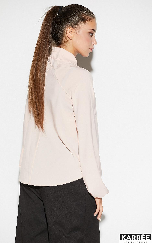 Блуза Лика, Персик - фото 4