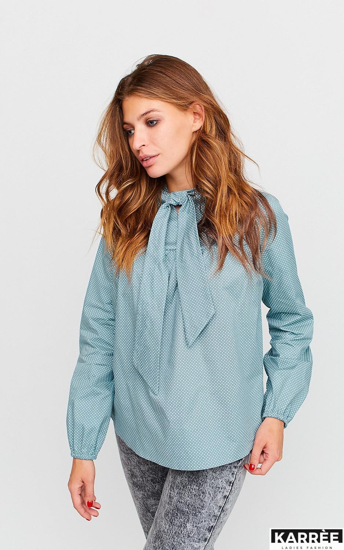 Рубашка Виста, Фисташковый - фото 3