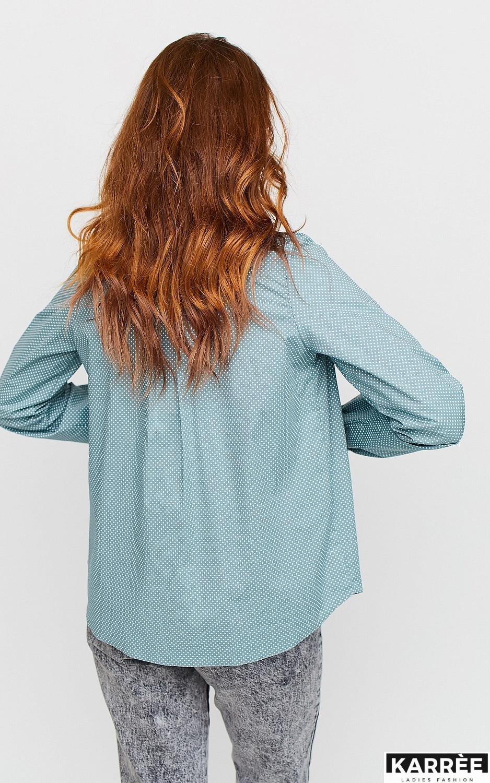 Рубашка Виста, Фисташковый - фото 6