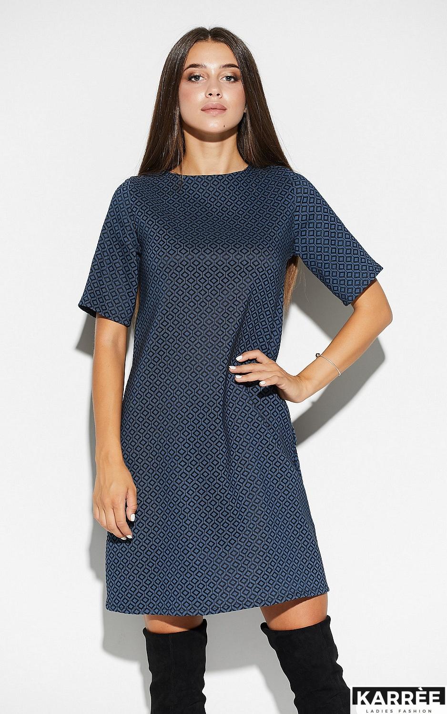 Платье Линзи, Синий - фото 2