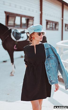 Платье Таша, Черный - фото 1