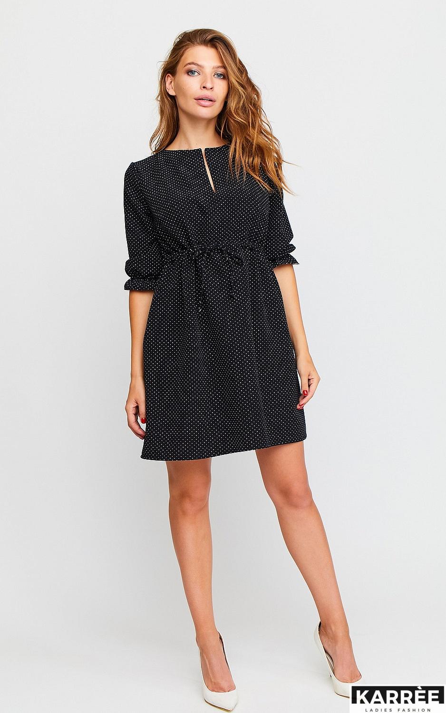 Платье Таша, Черный - фото 2