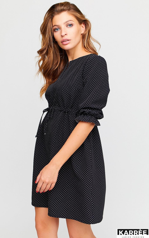 Платье Таша, Черный - фото 3