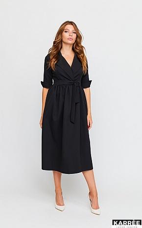 Платье Мэй, Черный - фото 1