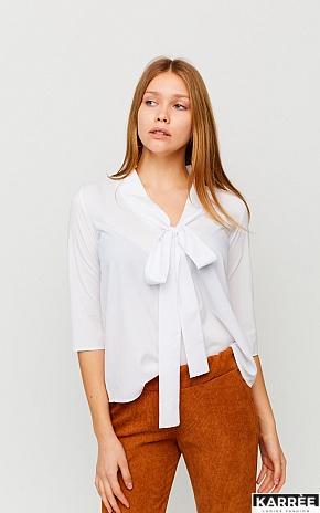 Блуза Глория, Белый - фото 1