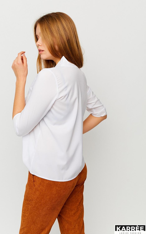 Блуза Глория, Белый