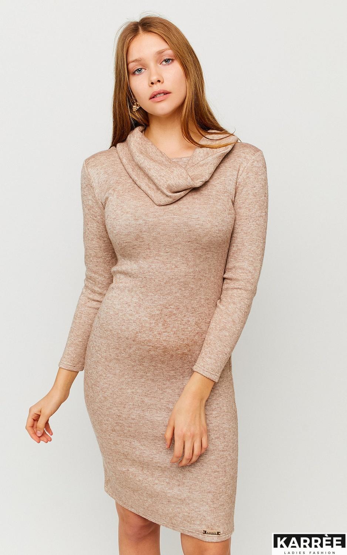 Платье Наполи, Песочный - фото 2
