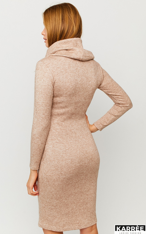 Платье Наполи, Песочный - фото 3