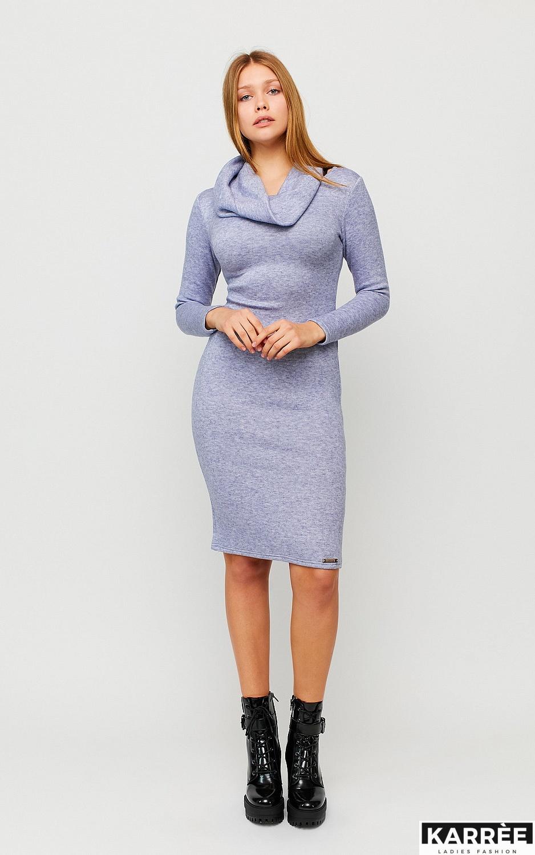 Платье Наполи, Серый - фото 3