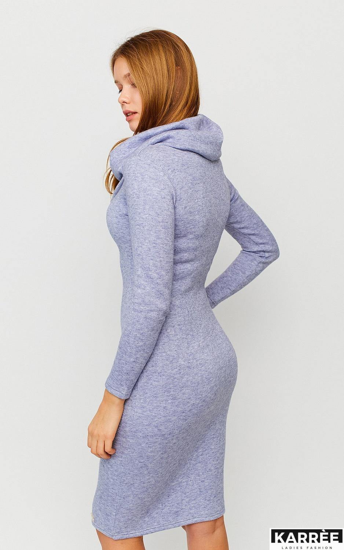 Платье Наполи, Серый - фото 2