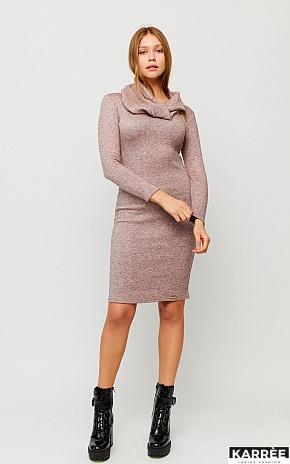 Платье Наполи, Мокко - фото 1