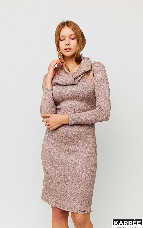 Платье Наполи, Мокко - фото 2