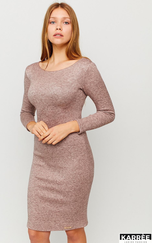 Платье Наполи, Мокко - фото 4