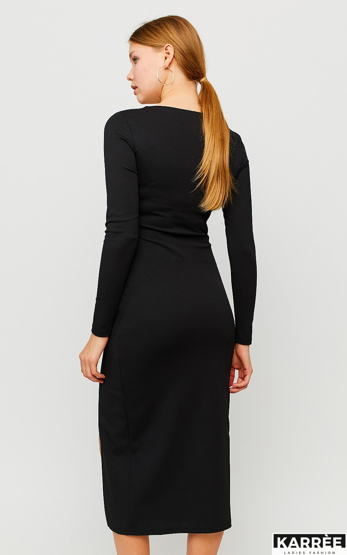 Платье Тоскана, Черный - фото 2
