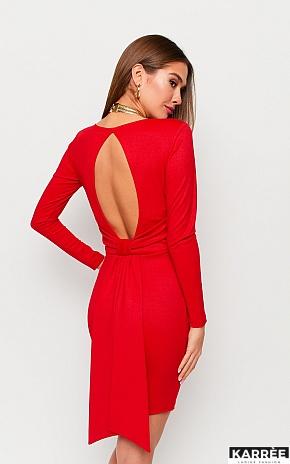 Платье Нуар, Красный - фото 1