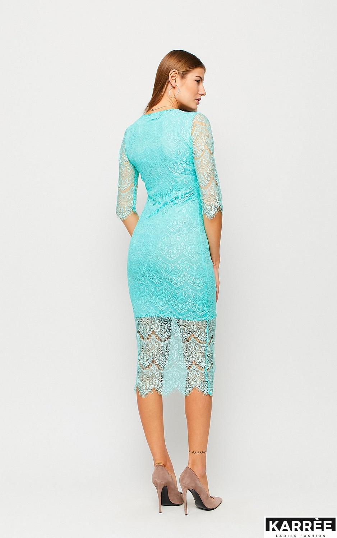 Платье Совиньон, Ментоловый - фото 3