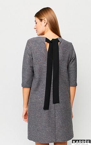 Платье Ассоль, Серый - фото 1