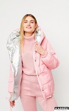 Куртка Дени, Розовый - фото 1
