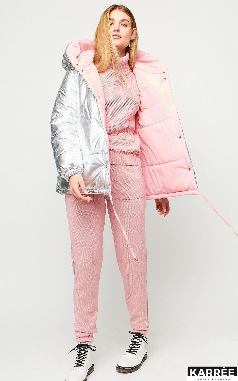 Куртка Дени, Розовый - фото 5