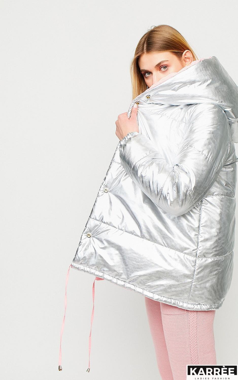Куртка Дени, Розовый - фото 2