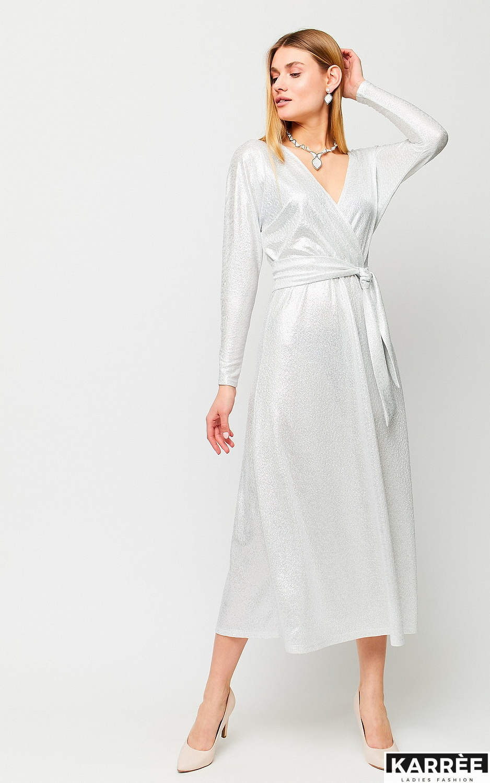 Платье Рикотта, Белый - фото 1