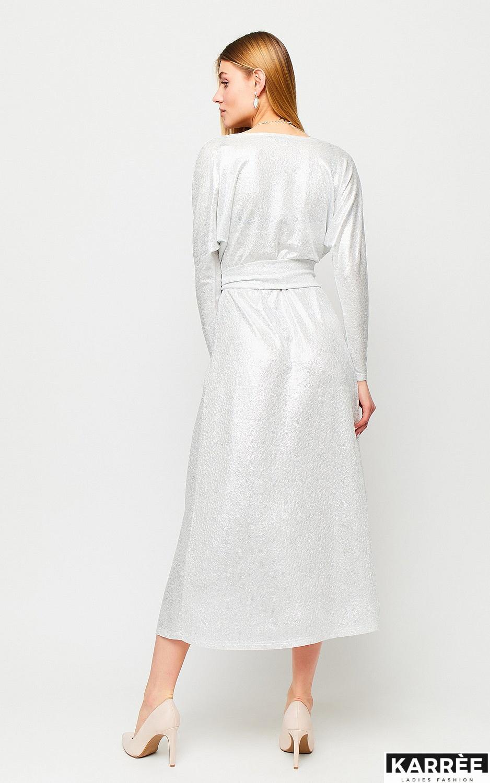 Платье Рикотта, Белый - фото 3