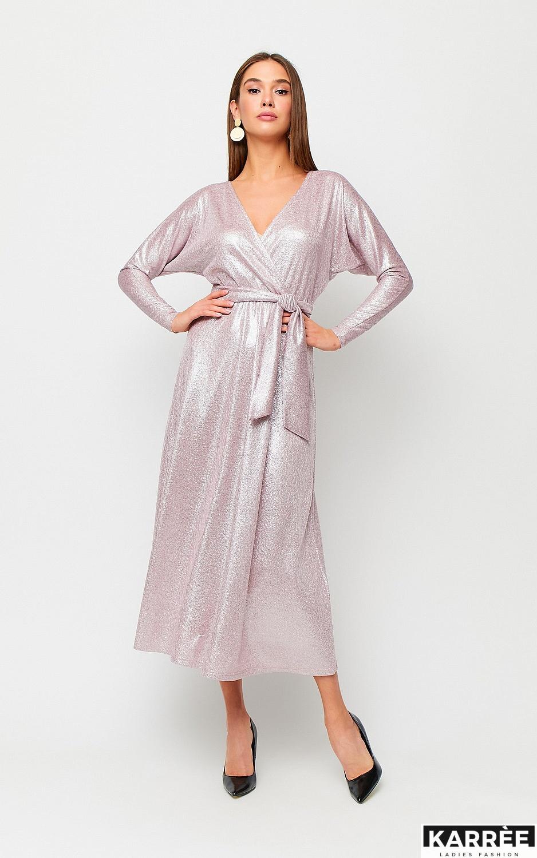 Платье Рикотта, Пудровый