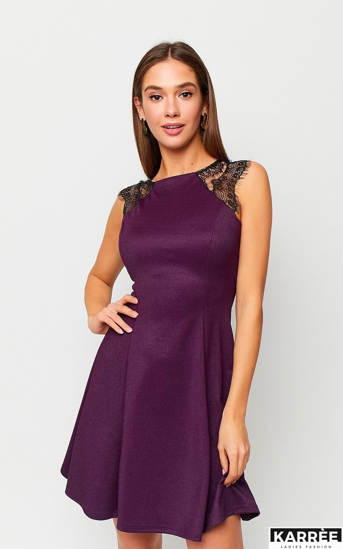 Платье Брют, Фиолетовый - фото 1