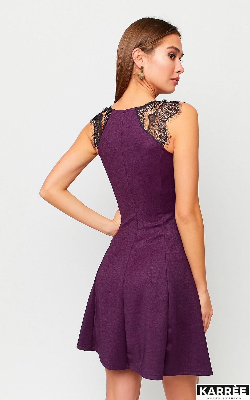 Платье Брют, Фиолетовый - фото 2