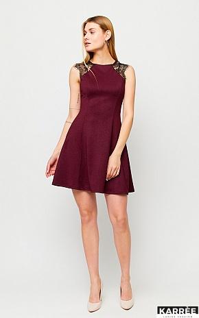 Платье Брют, Марсала - фото 1