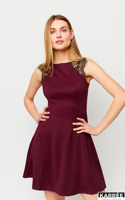 Платье Брют, Марсала
