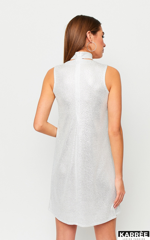 Платье Мемфис, Белый - фото 3