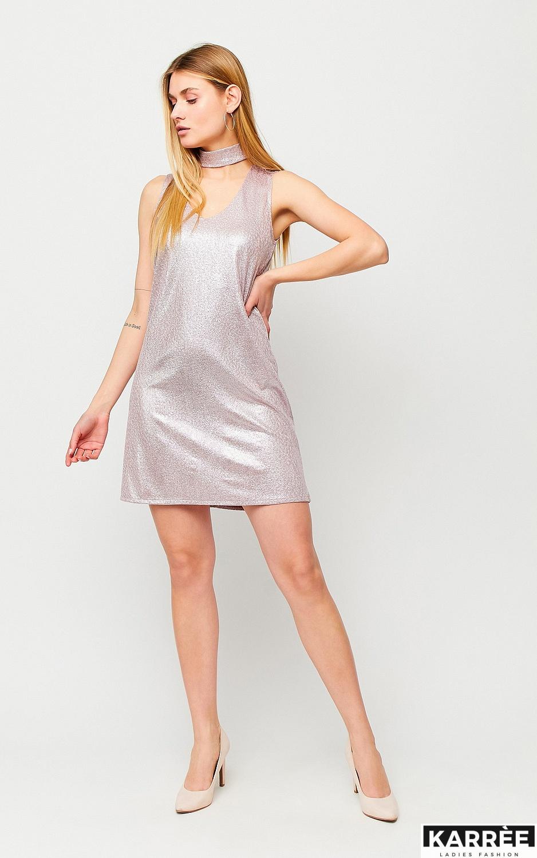 Платье Мемфис, Пудровый