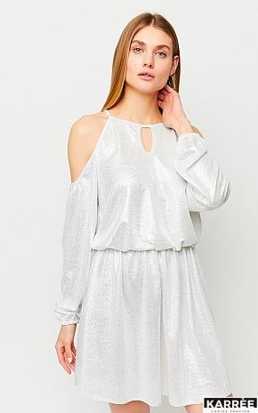Платье Сабина, Белый - фото 1