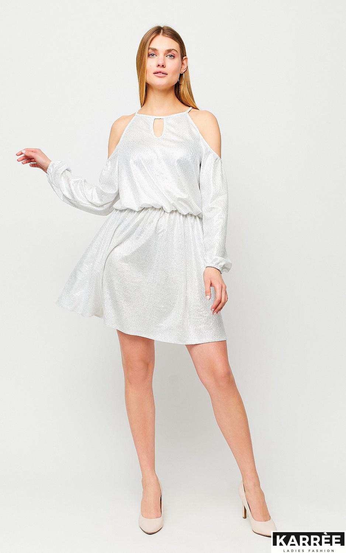 Платье Сабина, Белый - фото 2