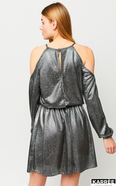 Платье Сабина, Черный