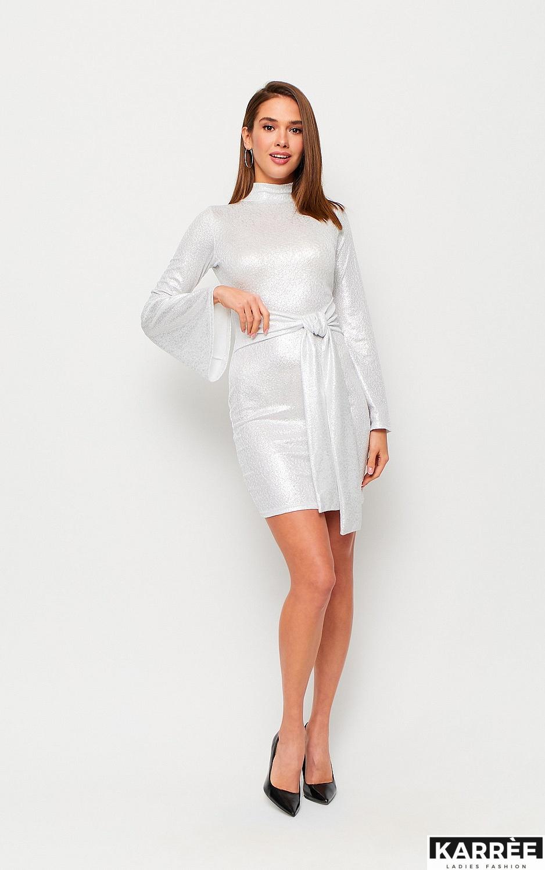 Платье Сьюзи, Белый - фото 3
