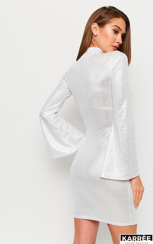 Платье Сьюзи, Белый