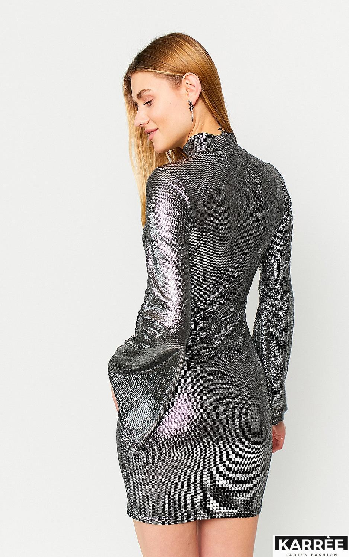 Платье Сьюзи, Черный - фото 2