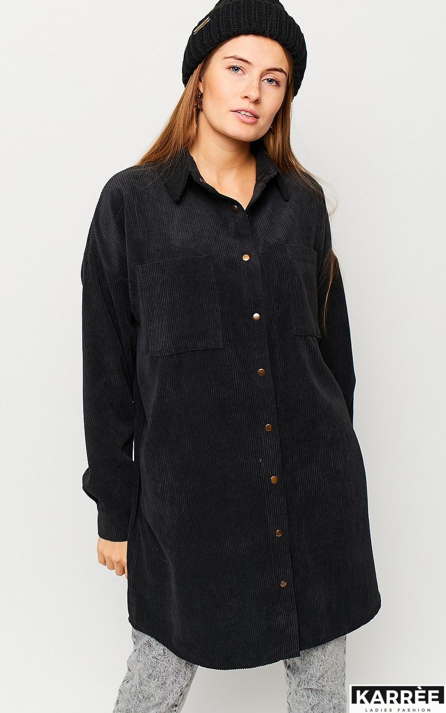 Платье Каркаде, Черный - фото 2