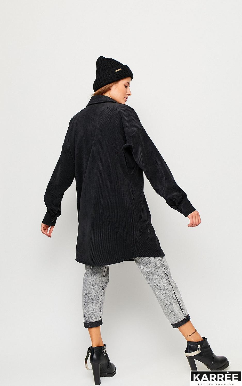 Платье Каркаде, Черный - фото 4